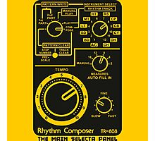 Tr 808 of roland Photographic Print