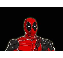 Sketched DEADPOOL Products Photographic Print