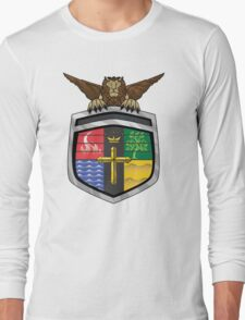 Voltron Coat of Arms Long Sleeve T-Shirt