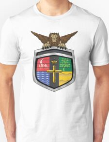 Voltron Coat of Arms T-Shirt
