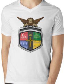 Voltron Coat of Arms Mens V-Neck T-Shirt