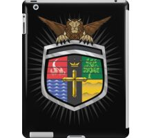 Voltron Coat of Arms iPad Case/Skin