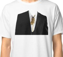Free Yourself Tuxedo With Rope On Neck Classic T-Shirt