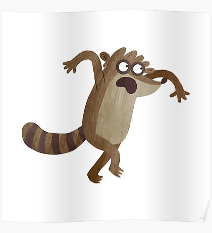 Rigby  Poster