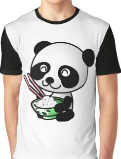 """Panda"" Graphic T-Shirt"