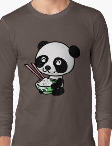 """""""Panda"""" Long Sleeve T-Shirt"""