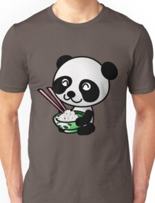 """Panda"" Unisex T-Shirt"
