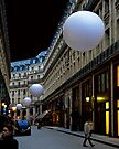 PARIS WITH SPHERES by Thomas Barker-Detwiler