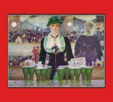 Bar at the Folies, Bergeres One Piece - Short Sleeve