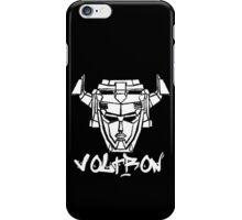 Voltron Head Street Art iPhone Case/Skin