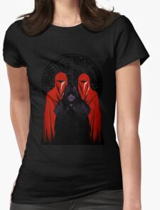 Darth Sidious - Star Wars Womens Fitted T-Shirt