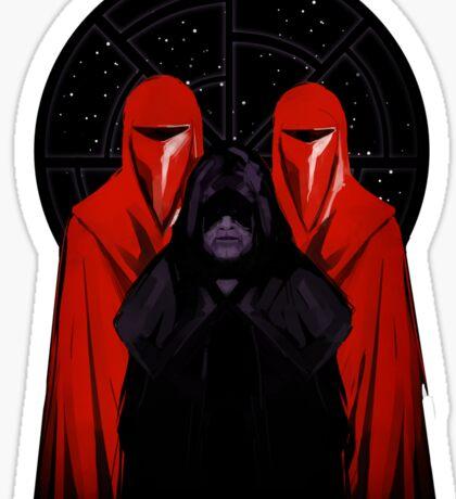 Darth Sidious - Star Wars Sticker