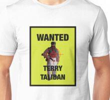 Wanted man by #fftw Unisex T-Shirt