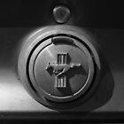 '69 Mustang Fuel Door by Sanguine