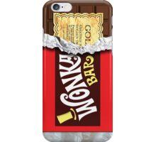 Wonkas Golden Ticket iPhone Case/Skin