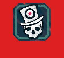 Hat Trick Skull  Unisex T-Shirt