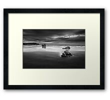 Sango Sands beach, Durness, Scotland Framed Print