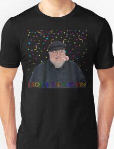George R.R. Partyin' T-Shirt