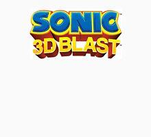 Sonic 3D BLAST Logo Unisex T-Shirt