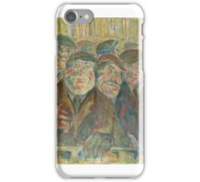 Farmers at the Market iPhone Case/Skin