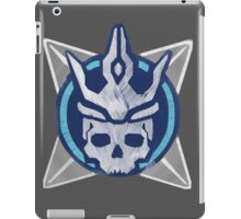 The King Kill  iPad Case/Skin