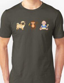 Puppy Monkey Baby Super Bowl PuppyMonkeyBaby T-Shirt