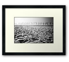 Winter Memories Framed Print