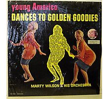 yOUNG AMERICA dANCES tO gOLDEN gOODIES Photographic Print
