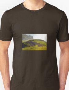 South Iceland Landscape Unisex T-Shirt