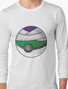 Piccolo Pokeball Long Sleeve T-Shirt