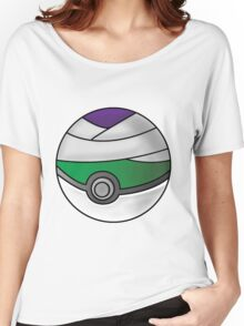 Piccolo Pokeball Women's Relaxed Fit T-Shirt