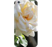 White Rose iPhone Case/Skin