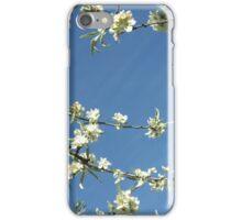 Sky blue iPhone Case/Skin