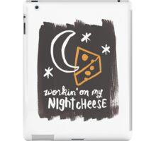 Workin' on my Night Cheese iPad Case/Skin