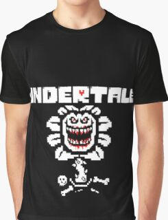 Undertale - Flowey Graphic T-Shirt