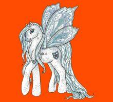 Silverwing Fairy Pony Kids Tee