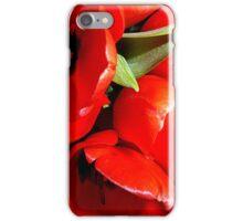 Flaming Tulips iPhone Case/Skin