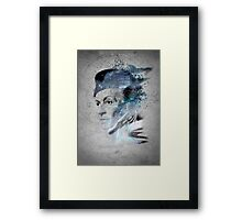 The First Doctor - Doctor Who #1 Framed Print