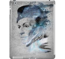 The First Doctor - Doctor Who #1 iPad Case/Skin