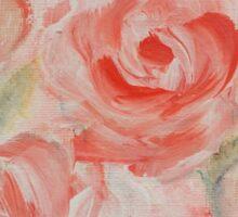 Petal Roses Sticker