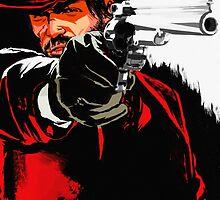 The cowboy by borrdos