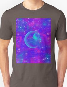 Neon Space T-Shirt
