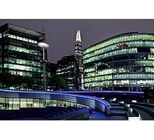 More London Riverside Photographic Print