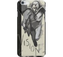 The Vision iPhone Case/Skin