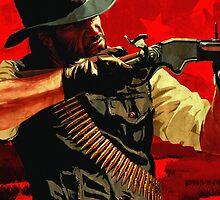 Cowboy by borrdos