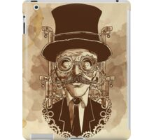 SIR MACHINE iPad Case/Skin