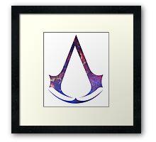 Ac universe Framed Print