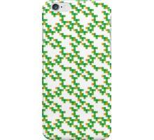 Pixel by pixel – Parrot iPhone Case/Skin