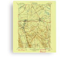 New York NY Vernon 139484 1948 31680 Canvas Print
