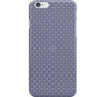 Skin pattern #1003 - blue iPhone Case/Skin